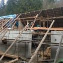 Realizace - rekonstrukce starého mlýna Rabyně